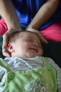 Craniosacral Therapie Baby